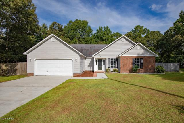 203 Worthington Place, Jacksonville, NC 28546 (MLS #100133471) :: The Oceanaire Realty