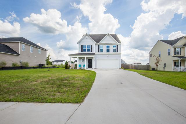 202 Landover Drive, Richlands, NC 28574 (MLS #100133779) :: The Oceanaire Realty