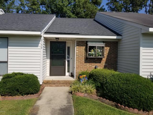2159 Fox Run Drive, Kinston, NC 28504 (MLS #100133790) :: Berkshire Hathaway HomeServices Prime Properties