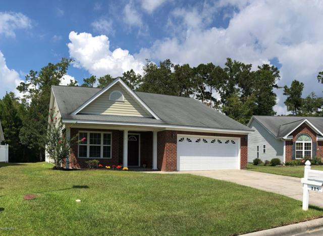 115 Jubilee Place, New Bern, NC 28560 (MLS #100133817) :: The Oceanaire Realty