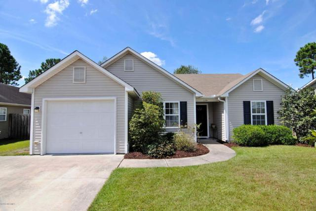 1151 Amber Pines Drive, Leland, NC 28451 (MLS #100133867) :: The Oceanaire Realty