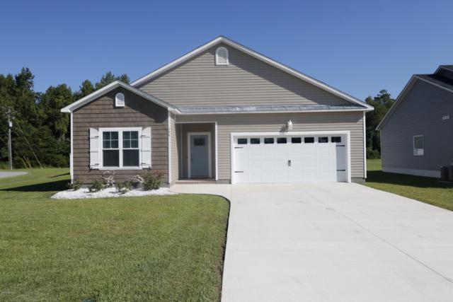195 Garland Shores Drive, Hubert, NC 28539 (MLS #100133873) :: Coldwell Banker Sea Coast Advantage