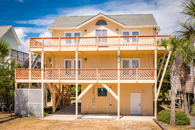 206 S Anderson Boulevard, Topsail Beach, NC 28445 (MLS #100134061) :: RE/MAX Essential