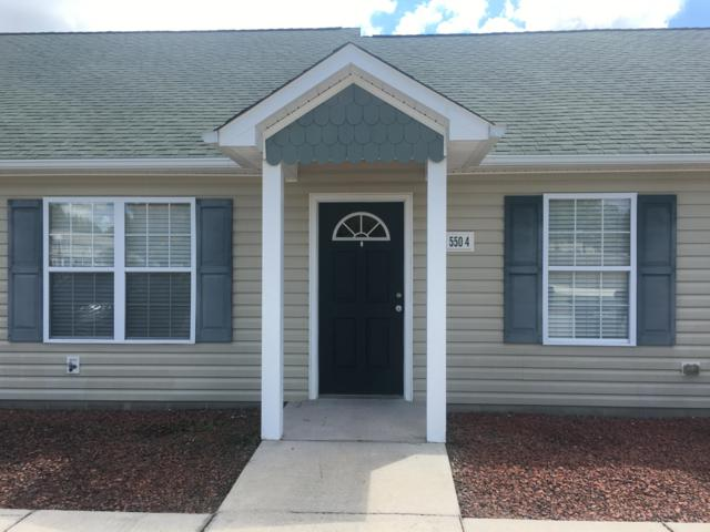 550-4 Peletier Loop Road, Swansboro, NC 28584 (MLS #100134092) :: Coldwell Banker Sea Coast Advantage