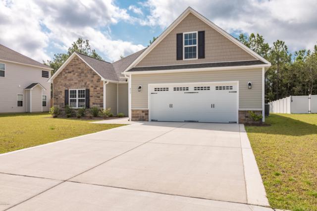 319 Aquamarine Circle, Jacksonville, NC 28546 (MLS #100134139) :: RE/MAX Elite Realty Group