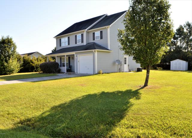 407 Mathew Andrew Court, Swansboro, NC 28584 (MLS #100134177) :: Coldwell Banker Sea Coast Advantage