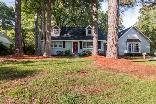 401 Brookview Drive, Jacksonville, NC 28540 (MLS #100134184) :: Vance Young and Associates