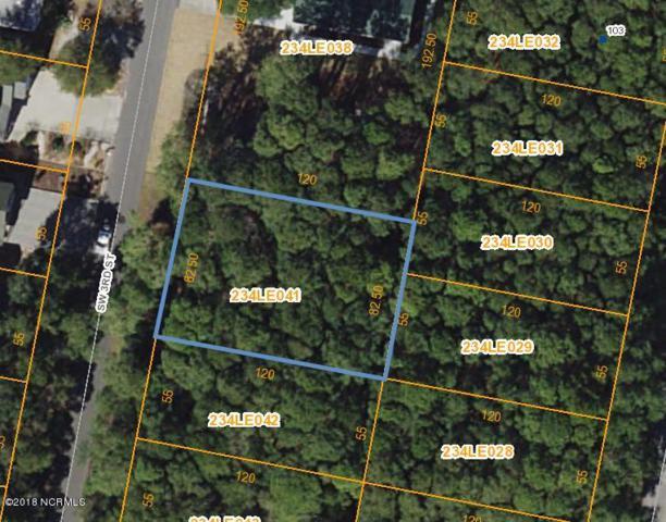 Lot #25 SW 3rd Street, Oak Island, NC 28465 (MLS #100134299) :: The Oceanaire Realty