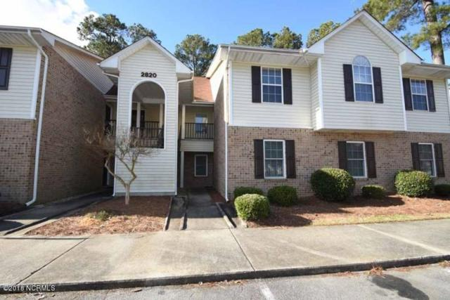 2820 Mulberry Lane F, Greenville, NC 27858 (MLS #100134311) :: The Bob Williams Team
