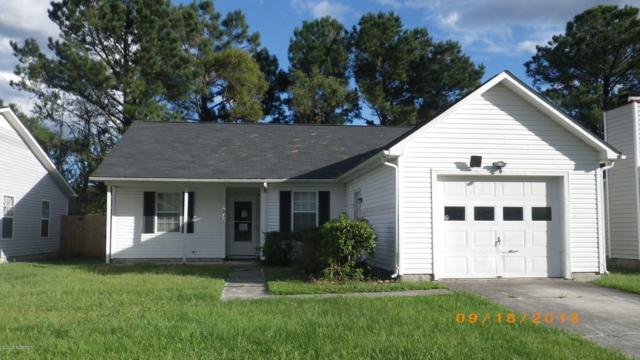 2042 W Windgate Court, Jacksonville, NC 28546 (MLS #100134403) :: RE/MAX Elite Realty Group