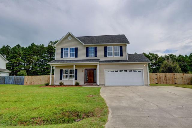 119 Azalea Plantation Boulevard, Maysville, NC 28555 (MLS #100134408) :: RE/MAX Elite Realty Group