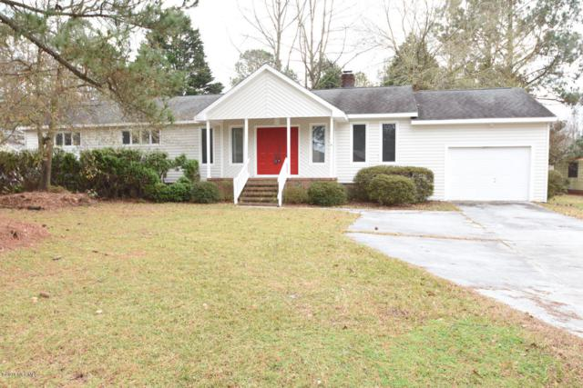 606 Eleanor Street, Greenville, NC 27834 (MLS #100134425) :: Berkshire Hathaway HomeServices Prime Properties