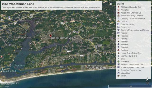 2855 Woodthrush Lane SW, Shallotte, NC 28470 (MLS #100134506) :: Coldwell Banker Sea Coast Advantage