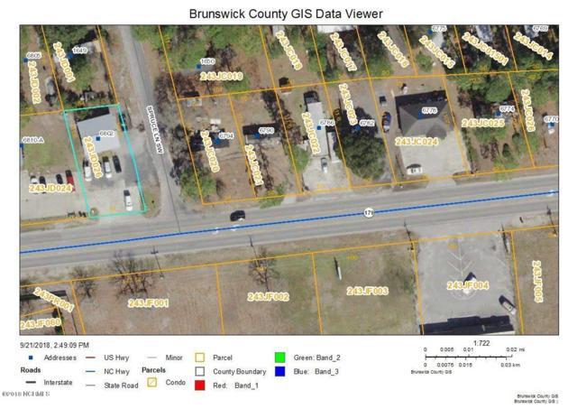 6802 Beach Drive SW, Ocean Isle Beach, NC 28469 (MLS #100134523) :: Coldwell Banker Sea Coast Advantage