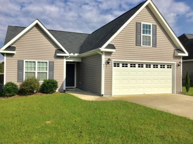 401 Wapping Court, Greenville, NC 27858 (MLS #100134553) :: The Pistol Tingen Team- Berkshire Hathaway HomeServices Prime Properties