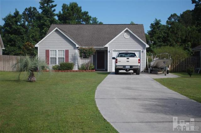 106 Blossom Circle, Hampstead, NC 28443 (MLS #100134574) :: David Cummings Real Estate Team
