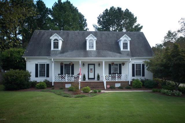 3405 Berkshire Drive NW, Wilson, NC 27896 (MLS #100134632) :: RE/MAX Essential