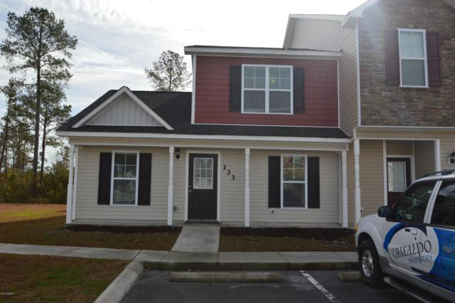 133 Waterstone Lane, Jacksonville, NC 28546 (MLS #100134641) :: Terri Alphin Smith & Co.