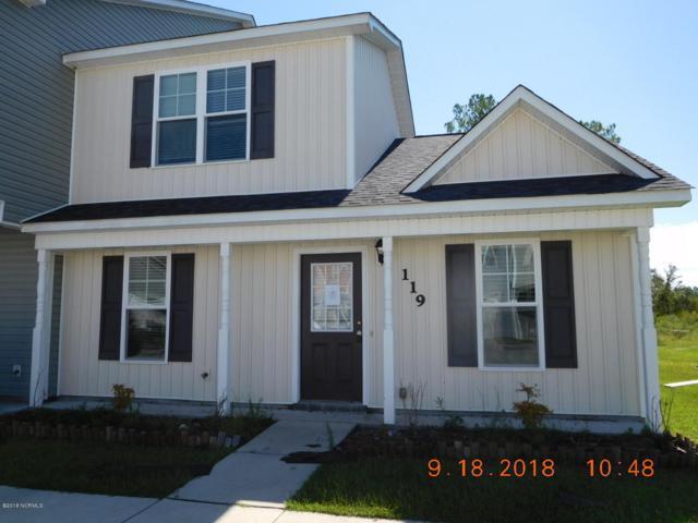 119 Waterstone Lane, Jacksonville, NC 28546 (MLS #100134732) :: Coldwell Banker Sea Coast Advantage