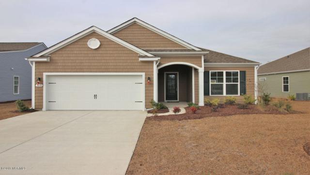 452 Cornflower Street 595 Eaton H, Carolina Shores, NC 28467 (MLS #100134768) :: RE/MAX Essential