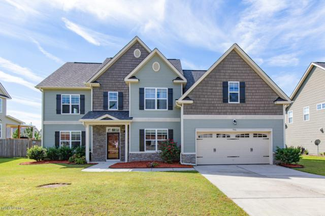 906 Stagecoach Drive, Jacksonville, NC 28546 (MLS #100134779) :: Terri Alphin Smith & Co.