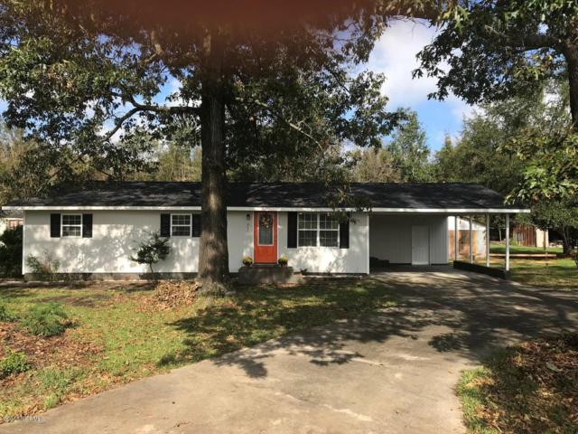 201 Turkey Branch Road, Beulaville, NC 28518 (MLS #100135158) :: Courtney Carter Homes