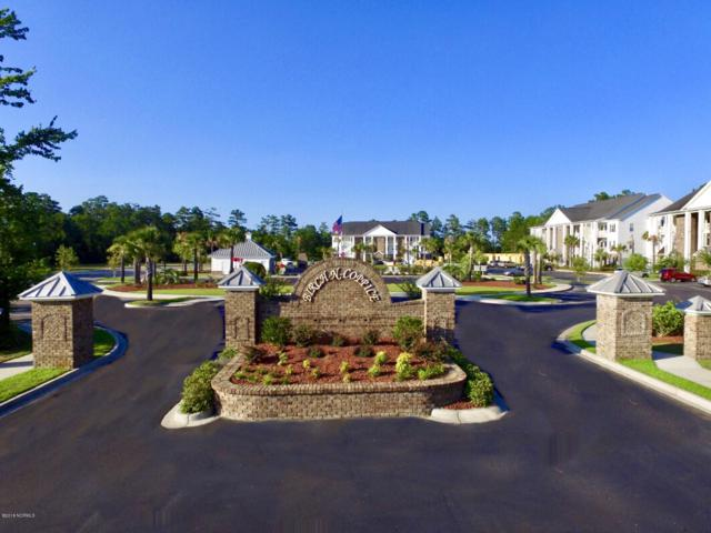 112 Birch N Coppice Drive #5, Surfside Beach, SC 29575 (MLS #100135168) :: The Oceanaire Realty