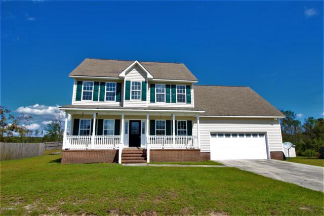 135 Secretariat Drive, Havelock, NC 28532 (MLS #100135483) :: Courtney Carter Homes