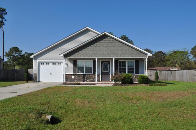 230 Rowland Drive, Richlands, NC 28574 (MLS #100135556) :: Century 21 Sweyer & Associates