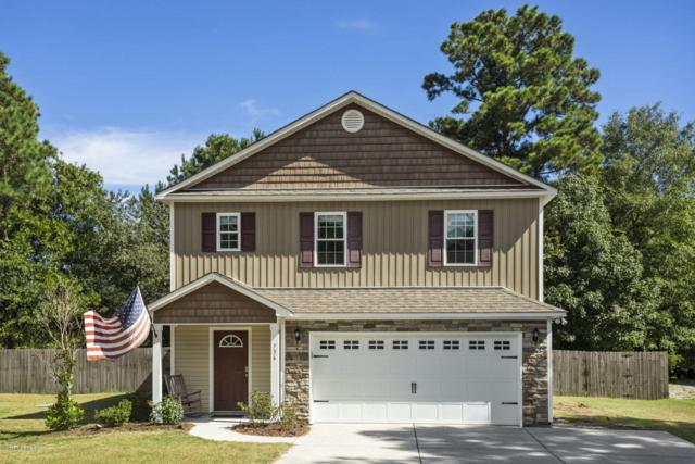 736 Jim Grant Avenue, Sneads Ferry, NC 28460 (MLS #100135557) :: The Keith Beatty Team