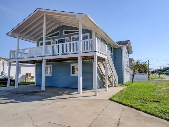313 M Avenue, Kure Beach, NC 28449 (MLS #100135683) :: Coldwell Banker Sea Coast Advantage