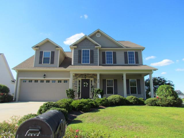 900 Mill Creek Drive, Greenville, NC 27834 (MLS #100135731) :: Century 21 Sweyer & Associates