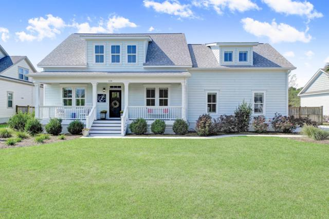 124 Cove Side Lane, Hampstead, NC 28443 (MLS #100135761) :: The Keith Beatty Team