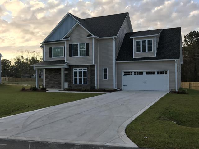 100 Ridge Cove Lane, Swansboro, NC 28584 (MLS #100135852) :: Century 21 Sweyer & Associates