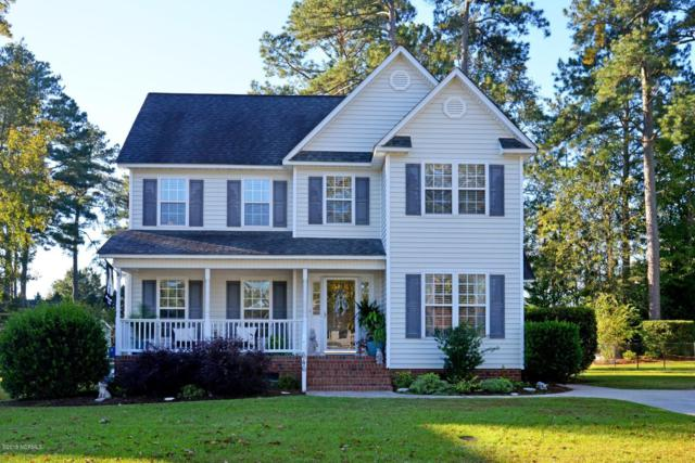 646 Chaucer Drive, Winterville, NC 28590 (MLS #100135924) :: Berkshire Hathaway HomeServices Prime Properties