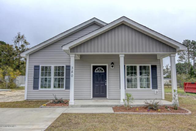 384 Dwight Street, Holly Ridge, NC 28445 (MLS #100135953) :: RE/MAX Elite Realty Group
