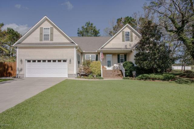 105 Long Leaf Drive, Hampstead, NC 28443 (MLS #100135955) :: Harrison Dorn Realty