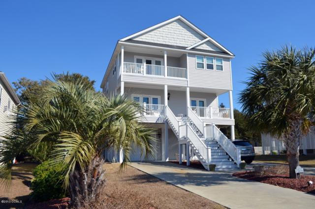 206 Branch Drive, Harkers Island, NC 28531 (MLS #100135957) :: Century 21 Sweyer & Associates