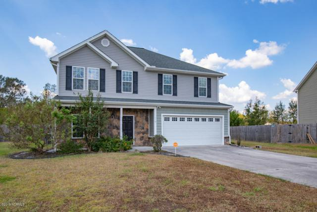 116 Woods Run Circle, Richlands, NC 28574 (MLS #100136054) :: The Keith Beatty Team