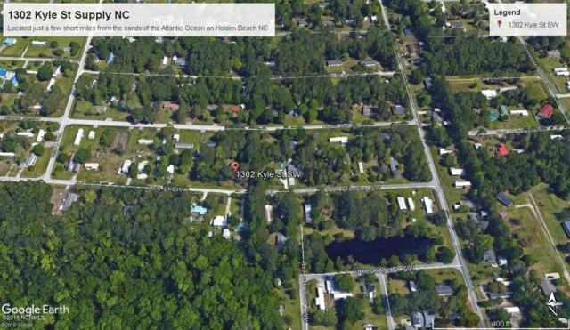 1302 Kyle Street SW, Supply, NC 28462 (MLS #100136055) :: Century 21 Sweyer & Associates