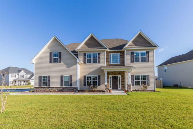 110 Regatta Way, Sneads Ferry, NC 28460 (MLS #100136088) :: Courtney Carter Homes