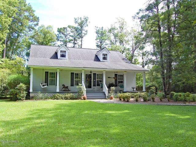 146 Tara Trail, Grantsboro, NC 28529 (MLS #100136192) :: Donna & Team New Bern