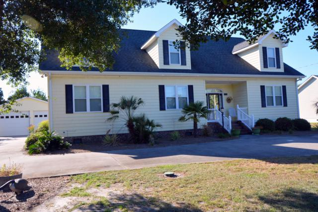 189 Davis Street, Harkers Island, NC 28531 (MLS #100136212) :: Chesson Real Estate Group