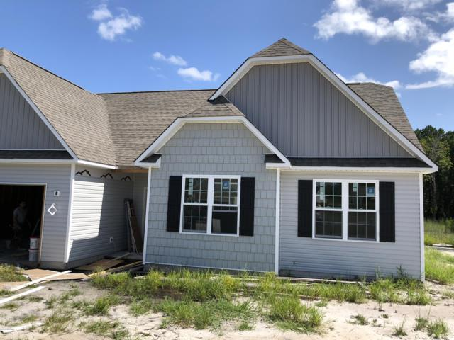 102 Captains Pointe, Sneads Ferry, NC 28460 (MLS #100136223) :: Courtney Carter Homes
