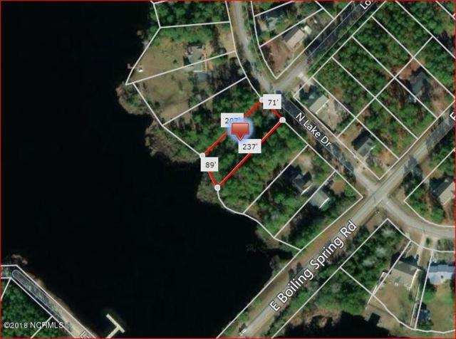 35 North Lake Drive, Southport, NC 28461 (MLS #100136290) :: Berkshire Hathaway HomeServices Prime Properties