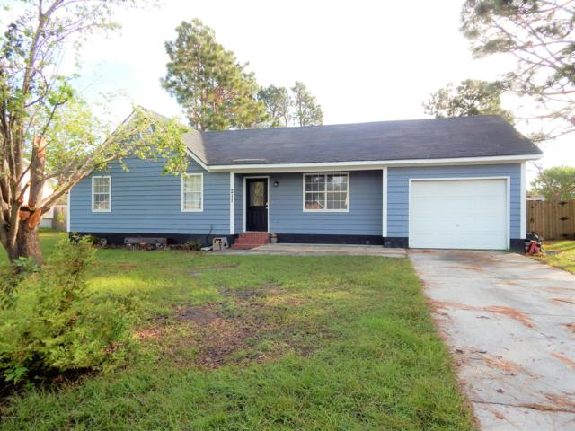 211 S Ginger Drive, Hubert, NC 28539 (MLS #100136322) :: Courtney Carter Homes
