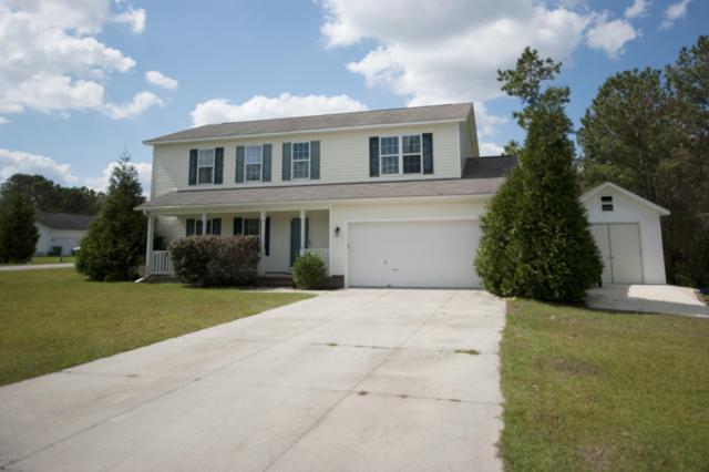 201 Silver Stream Way, Jacksonville, NC 28546 (MLS #100136349) :: The Keith Beatty Team