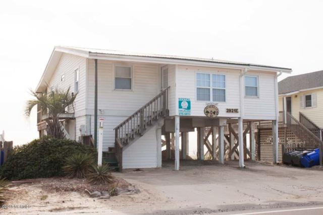 2921 E Beach Drive, Oak Island, NC 28465 (MLS #100136388) :: The Keith Beatty Team
