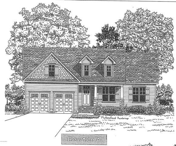 3811 Ramblewood Hill Drive W, Wilson, NC 27893 (MLS #100136408) :: The Keith Beatty Team