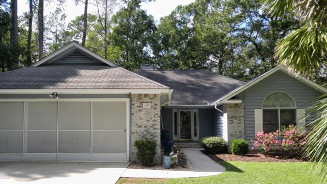 49 Bayberry Circle, Carolina Shores, NC 28467 (MLS #100136421) :: Berkshire Hathaway HomeServices Prime Properties